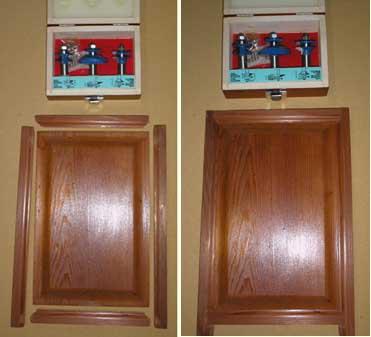 Raised Panel Rail Amp Stile Door Index