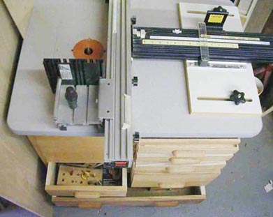 Router Table Amp Cabinet Page