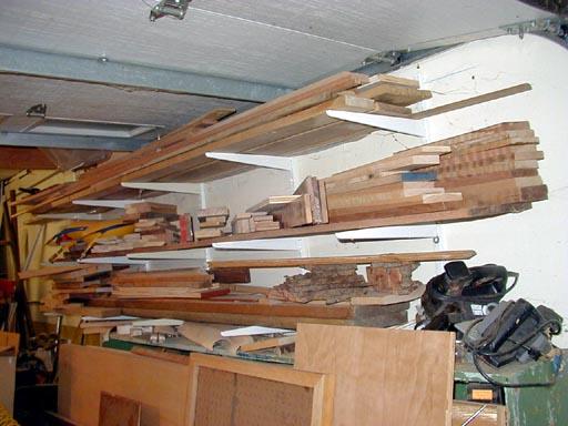Garage Ceiling Storage Mounted Racks Shelving Adjule Overhead Electric