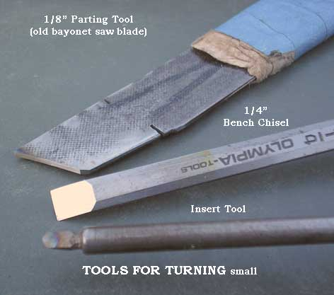 Mini Lathe Parting Tool